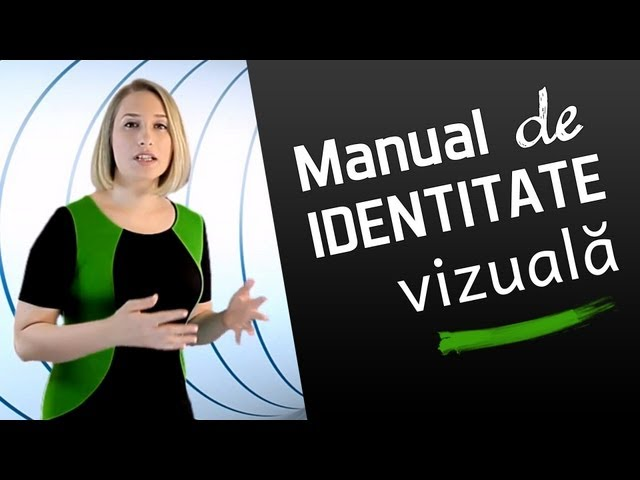 Manual de identitate vizuala - HD
