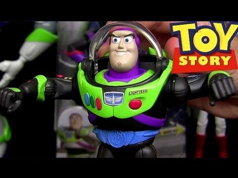 Buzz Lightyear Space Mission To Infinity And Beyond Toy