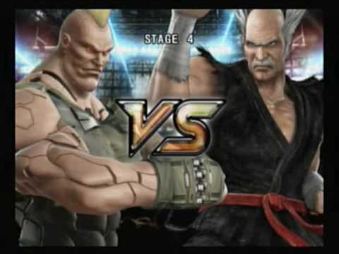 Tekken 5 - Jack-5 video