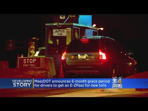 MassDOT Announces Grace Period For Drivers To Get Transponder
