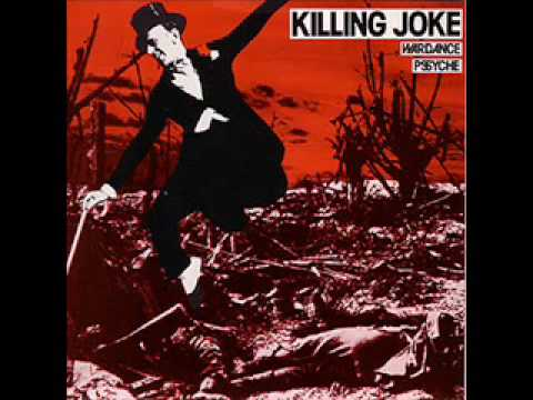 Killing Joke - Pssyche