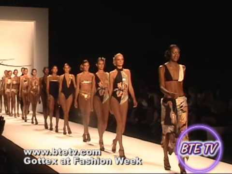 BTETV covers Gottex at NY Fashion Week