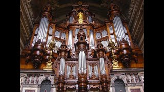 Xaver Varnus Plays In The Berliner Dom Concert On The Sauer Organ