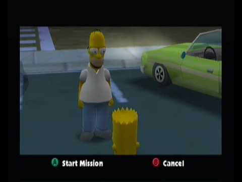 The Simpsons Hit and Run Walkthrough pt23