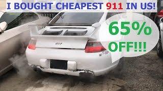 I bought the cheapest Porsche 911 Carrera 4S in the US!
