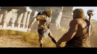 Assassin's Creed Odyssey PS4 Reveal Trailer   PlayStation 4   E3 2018