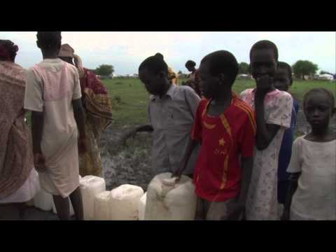 UNICEF assists returnees to South Sudan with shelter, water and temporary learning facilities