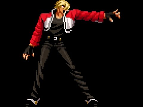 KOF Memorial LV2 - Rock Howard