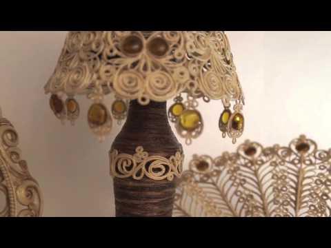 Шкатулки из джута видео