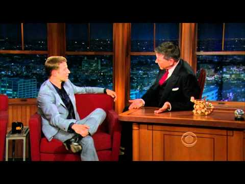 Ben McKenzie on the Craig Ferguson Show - 5/28/2012
