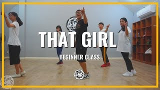 THAT GIRL (Olly Murs) / K Beginner Dance Class