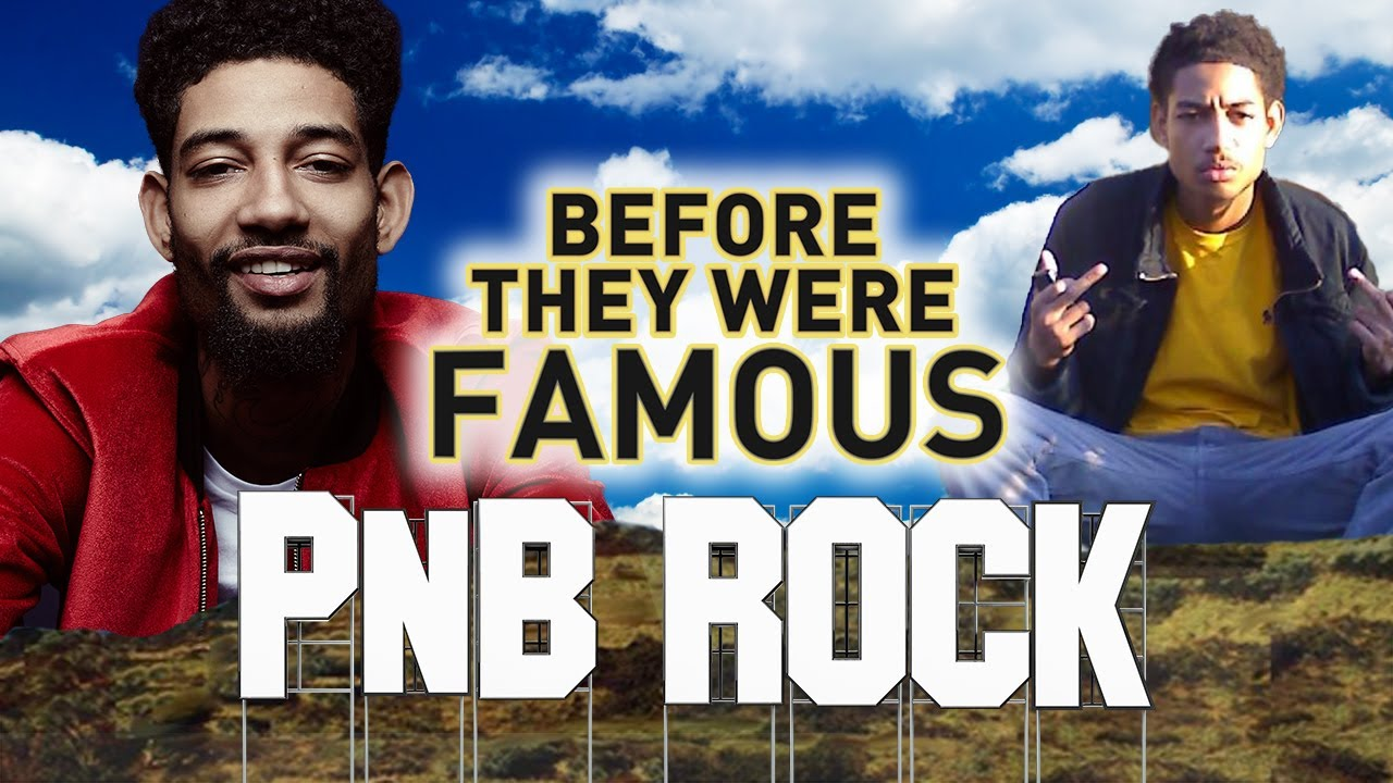 PnB ROCK - Before They Were Famous