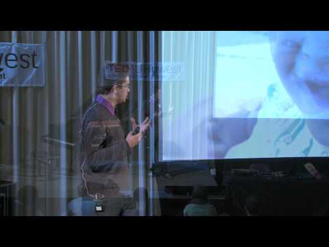 The social developer: Peter Van de Voorde at TEDxUHowest