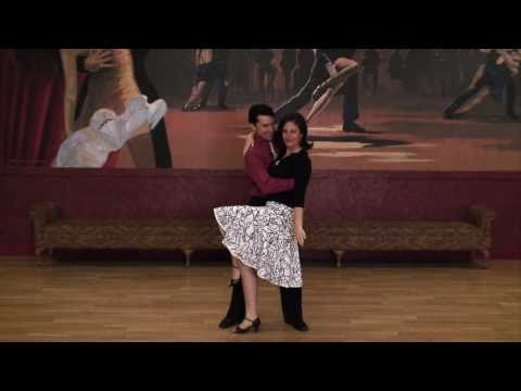 Cha Cha Meets Tango Dance Class Ballroom Dance Lessons video