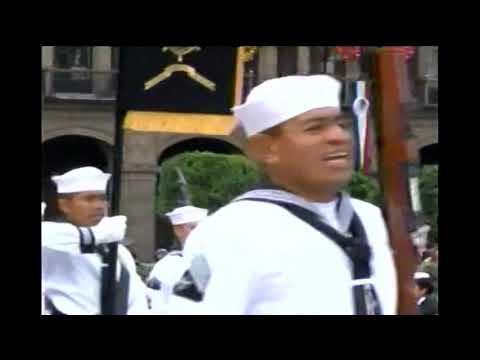 Desfile Militar Completo Día de la Independencia de México 2014