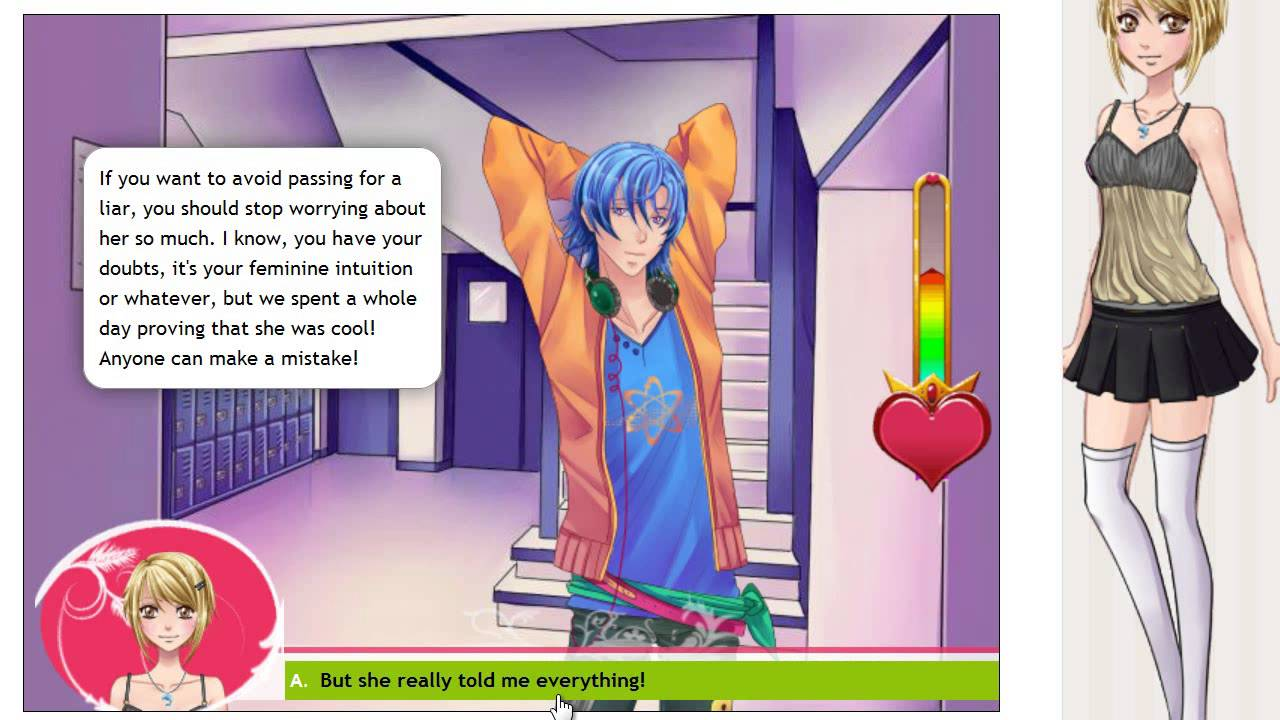 Free online dating games like my candy love