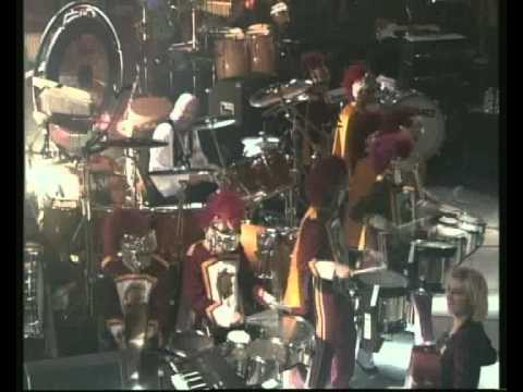 Fleetwood Mac - Tusk live with USC Marching Band.avi