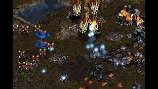 Last (T) v Sky (P) on Fighting Spirit - StarCraft  - Brood War REMASTERED 2019