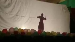 Shadow Dance 2016,Badhan ILET Unit,DU ZONE