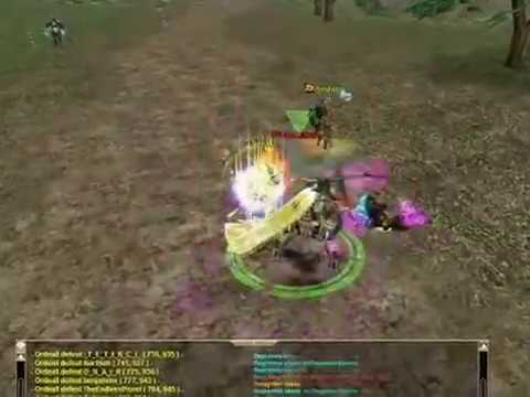 Knight Online Ares 83 LvL Ordeall Pk New (Yeni)