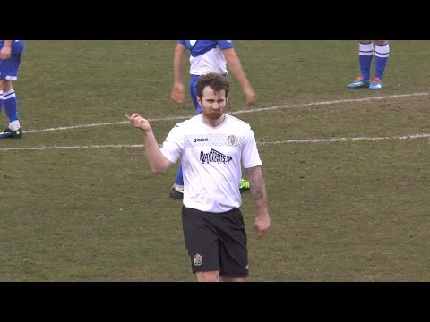 Lowestoft Town Vs Stockport County - Match Highlights - 14.03.15