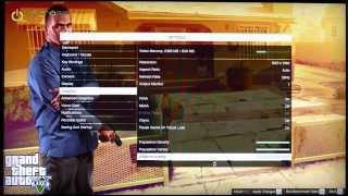 NVIDIA Quadro K5200 GTA 5 Performans Testi