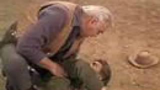 Little Joe Cartwright and Cochise