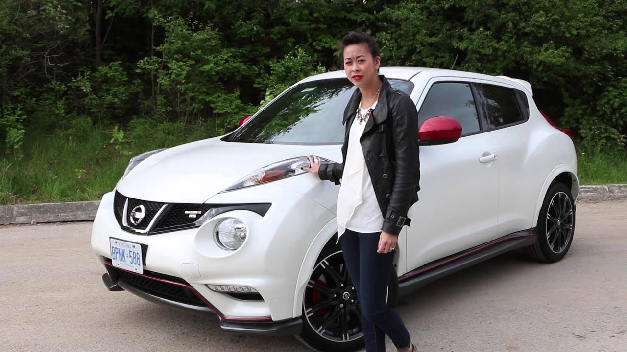 Video Road Test Nissan Juke Nismo Rs Driving Ca Youtube