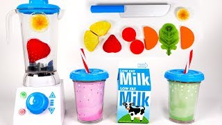 Blender Smoothie Playset for Kids | Yippee Toys