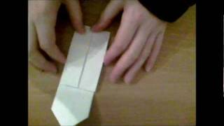 How To Make An Origami 'spring' Ring