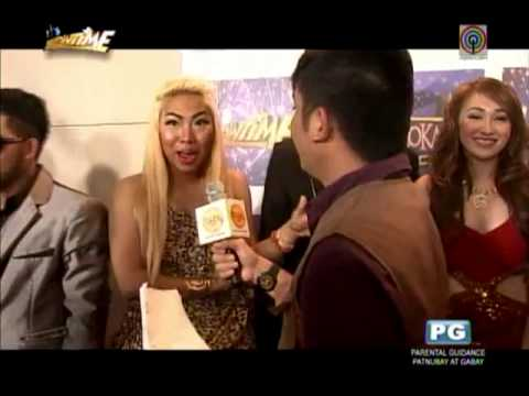 'Allan K' visits 'It's Showtime' - YouTube
