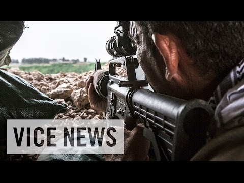 Defending New Kurdish Borders with the PKK: The Battle For Iraq (Dispatch 8)