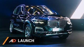 Launch - 2019 BMW X5