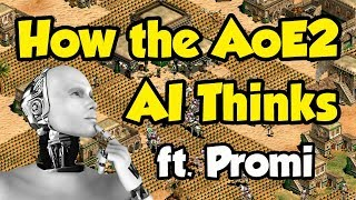 How the AoE2 AI Thinks (ft. Promi)