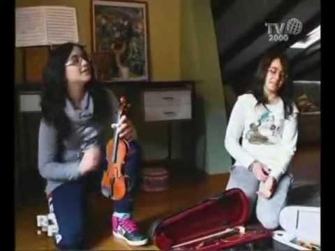 Romanzo Familiare – Famiglia Gibboni – Violini Gemelle