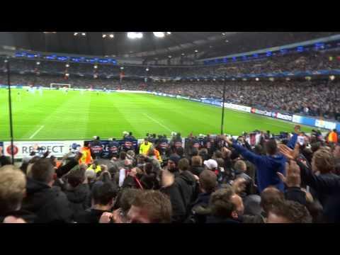 Manchester City - Ajax ( 2 - 2 ) : Goal Siem de Jong (0-2)