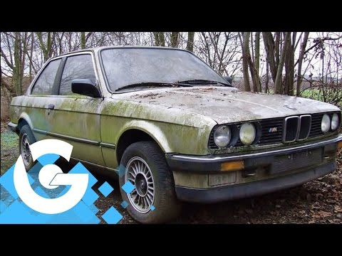 BMW 325e E30 Detailing | Sonax Netshield | Car Porn