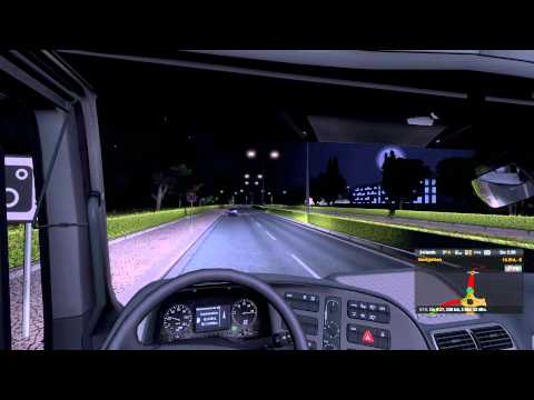 Euro Truck Simulator 2 TSM Map 4.7 + 1.9.2.2 Osnabrück to Glasgow