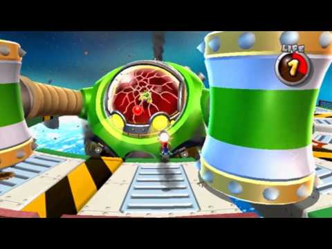 Wii Longplay [005] Super Mario Galaxy 2 (World 3, Part 2/2) Music Videos