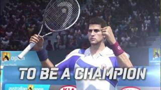 Grand Slam Tennis 2 Australian Open Trailer