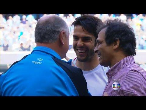 Ricardo Kaká Vs Grêmio (04 10 14) Hd 720p By Yan video