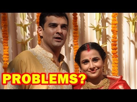 Is Vidya Balan's Marriage Troubled ? video