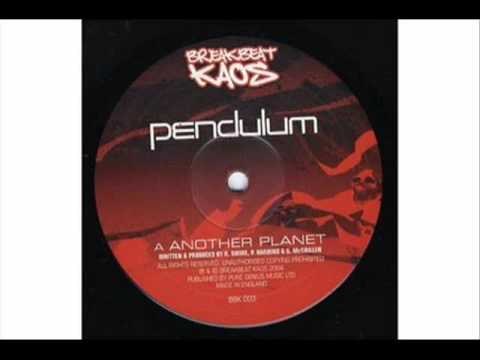 pendulum - breakbeat kaos  - another planet