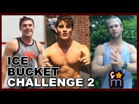 48 More Celebs ALS Ice Bucket Challenge #2 - Jared Padalecki, Zac Efron, Chris Hemsworth
