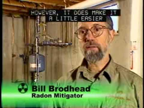 The Facts About Radon Gas - It's Deadly