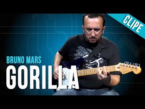 Bruno Mars - Gorilla (clipe) video