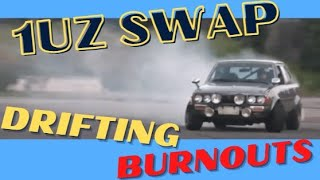 Video 2: Corolla DX 1UZ V8