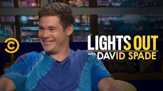 David Spade Used to Get Bullied a Lot (feat. Adam Devine) - Lights Out with David Spade