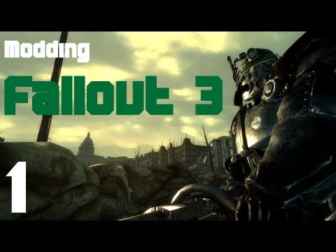 Modding Fallout 3 - Part 1 : Getting Started with FWE and Marts Mutant Mod