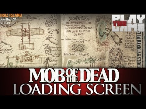 MOB OF THE DEAD | Loading Screen Breakdown (Possible Future DLC?)